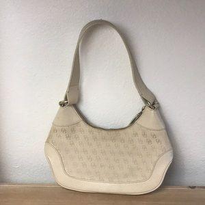 Dooney & Bourke Cream Handbag
